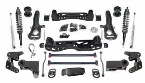 "Steering/Suspension Parts - 6"" Lift Kits - Pro Comp - Pro Comp Suspension Kit, Dodge (2014-15) 1500 Diesel, 6"" Lift, Stage 2 (front shocks: MX2.7, rear shocks: MX6)"