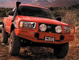 ARB - ARB Deluxe Bull Bar Winch Mount Bumper, Toyota (1995-04) Tacoma - Image 3