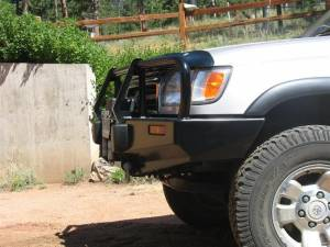 ARB - ARB Deluxe Bull Bar Winch Mount Bumper, Toyota (1995-04) Tacoma - Image 5