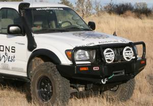 ARB - ARB Deluxe Bull Bar Winch Mount Bumper, Toyota (1995-04) Tacoma - Image 6