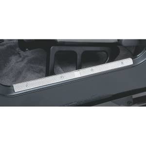 Exterior Accessories - Armor & Protection - Rugged Ridge - Rugged Ridge Door Entry Guards, Aluminum (1997-06) Jeep Wrangler TJ