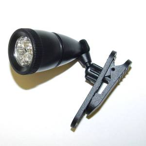 Lighting - Auxiliary Lighting - Rugged Ridge - Rugged Ridge Clip-On LED Light