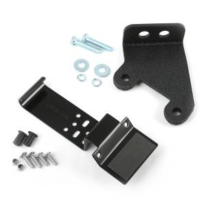 Electronic Accessories - Electronic Accessories Mounts - Rugged Ridge - Rugged Ridge CB Radio and Antenna Mount Kit (2007-15) Jeep Wrangler JK