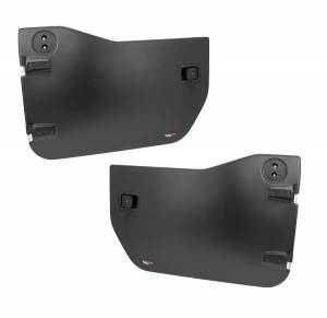 Jeep Tops & Doors - Jeep Tops - Rugged Ridge - Rugged Ridge Half Doors, Front (2007-15) Jeep Wrangler JK