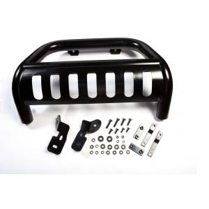 Exterior Accessories - Bull Bars - Rugged Ridge - Rugged Ridge Bull Bar, 3 Inch, Black (2010-15) Jeep Wrangler JK