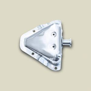 Jeep Doors - Door Accessories - Rugged Ridge - Rugged Ridge Door Latch Bracket, Stainless Steel, Left (1981-95) Jeep CJ/Wrangler YJ