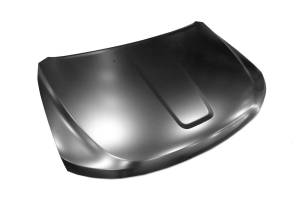 Body Parts - Omix-ADA - Omix-ADA Aluminum Replacement Hood (2011-14) Jeep Grand Cherokee