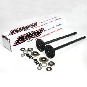 Axles & Axle Parts - Axle Kit - Rear - Alloy USA - Alloy USA Axle Shaft Conversion Kit (1982-86) Jeep CJ, AMC 20 Wide-Trac Rear