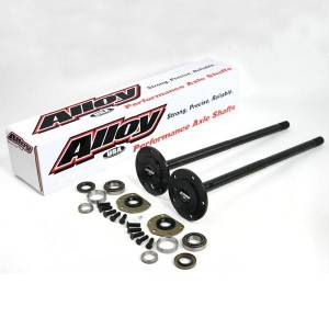Alloy USA - Alloy USA Axle Shaft Conversion Kit (1976-79) Jeep CJ7, AMC 20 Quadra-Trac Rear