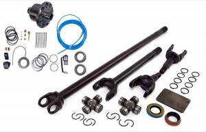 Axles & Axle Parts - Axle Kit - Front - Alloy USA - Alloy USA Axle Shaft and ARB Air Locker Kit (1984-95) Jeep Models, Grande 30 Front