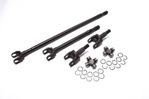 Axles & Axle Parts - Axle Kit - Front - Alloy USA - Alloy USA Axle Shaft Kit (2007-15) Jeep Wrangler, for Dana 30 Front