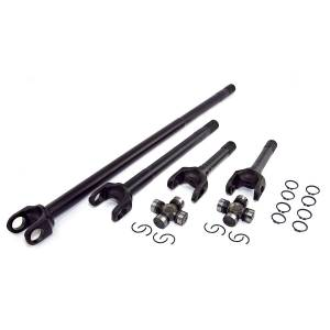 Axles & Axle Parts - Axle Kit - Front - Alloy USA - Alloy USA Axle Shaft Kit (1968-79) Ford F-250, for Dana 44 Front