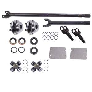 Axles & Axle Parts - Axle Kit - Front - Alloy USA - Alloy USA Axle Shaft Kit (1984-95) Jeep Cherokee XJ Wrangler YJ, Grande 30 Front