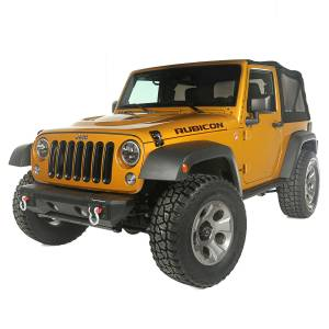 Performance Packages - Jeep Performance Packages - Rugged Ridge - Rugged Ridge Canyon Package (2013-15) Jeep Wrangler JK