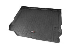 Interior Accessories - Floor Liners/Mats - Rugged Ridge - Rugged Ridge Cargo Liner, Black (2011-15) Jeep Wrangler/Unlimited JK