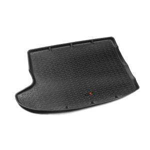 Interior Accessories - Floor Liners/Mats - Rugged Ridge - Rugged RIdge Cargo Liner, Black (2007-15) Jeep Patriot (2007-14) Compass MK