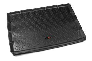 Interior Accessories - Floor Liners/Mats - Rugged Ridge - Rugged Ridge Cargo Liner, Black (2008-12) Jeep Liberty KK