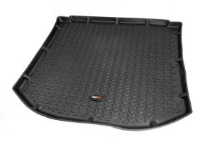 Interior Accessories - Floor Liners/Mats - Rugged Ridge - Rugged Ridge Cargo Liner, Black (2005-10) Jeep Grand Cherokee WK