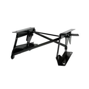 Interior Accessories - Seating - Rugged Ridge - Rugged Ridge Driver Side Fold Forward Seat Riser Bracket (1976-95) Jeep CJ/Wrangler YJ