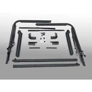 Jeep Tops & Doors - Jeep Tops - Rugged Ridge - Rugged Ridge Factory Replacement Soft Top Hardware (1987-95) Jeep Wrangler YJ