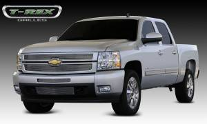 T-Rex Grilles - T-Rex Grille Overlay, Chevy (2007-13) 1500 - Image 2