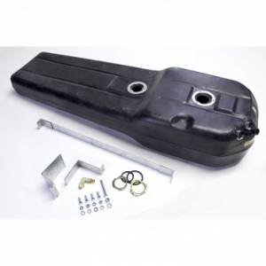 Body Parts - Omix-ADA - Omix-ADA 12 Gal Poly Gas/Fuel Tank Kit (1978-79) Jeep SJ