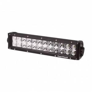 Lighting - Off-Road Lighting - Rugged Ridge - Rugged Ridge 13.5 Inch LED Light Bar, 72 Watt, 6072 Lumens