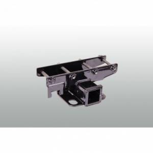 "Towing & Recovery - 2"" Hitches - Rugged Ridge - Rugged Ridge 2 Inch Receiver Hitch (2007-15) Jeep Wrangler JK"