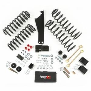 "Steering/Suspension Parts - 3"" Lift Kits - Rugged Ridge - Rugged Ridge 2.5 Inch Lift Kit without Shocks (2007-15) Jeep Wrangler JK"