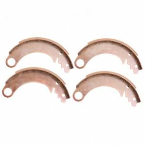 Brakes & Exhaust Brakes - Brake Pads - Omix-ADA - Omix-ADA 9 Inch Brake Shoe Set (1941-53) Willys Models