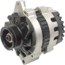 Engine Parts - Alternators - Omix-ADA - Omix-ADA Alternator, 105 Amp (1987-90) Jeep Wrangler/Cherokee YJ/XJ, 2.5L