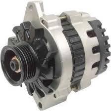 Engine Parts - Alternators - Omix-ADA - Omix-ADA Alternator, 105 Amp (1987-90) Jeep Wrangler/Cherokee YJ/XJ, 2.5L