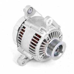 Engine Parts - Alternators - Omix-ADA - Omix-ADA Alternator, 117 Amp (1999-00) Jeep Cherokee/Wrangler XJ/TJ, 2.5L/4.0L