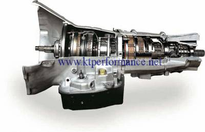 Jeep Transmission & Components