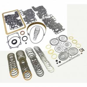 Jeep Transmission & Components - Jeep Transmission Bearings and Components - Precision Gear - Precision Gear AW4 Automatic Transmission Rebuild Kit (1986-01) Jeep SUVs