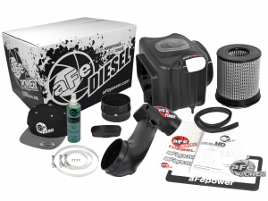 aFe - aFe Air IntakeDiesel EliteValue Pack,Chevy/GMC (2011-15) 6.6L Duramax  LML, Momentum HD ProDry S