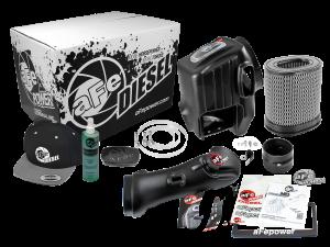 Air Intake & Cleaning Kits - Air Intakes - aFe - aFe Air Intake Diesel Elite Value Pack,Chevy/GMC (2004.5-05) 6.6L Duramax LLY, Momentum HD, ProDry S