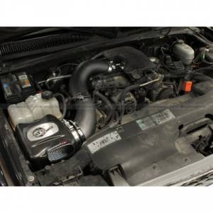 aFe - aFe Air Intake Diesel Elite Value Pack,Chevy/GMC (2004.5-05) 6.6L Duramax LLY, Momentum HD, ProDry S - Image 8