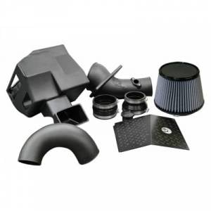 aFe - aFe Air Intake Diesel Elite Value Pack,Chevy/GMC (2004.5-05) 6.6L Duramax LLY, Stage 2 SI, ProDry S