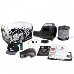 aFe - aFe Air Intake Diesel Elite Value Pack,Ford (2003-07) 6.0L Power Stroke, Momentum HD ProDry S - Image 2