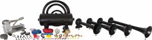 Air Horns - Complete Train Horn Kits - HornBlasters - Conductor's Special 240, 2 Gallon, 150psi 400c, Train Horn Kit