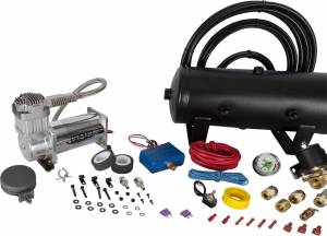 HornBlasters - Conductor's Special 240, 2 Gallon, 150psi 400c, Train Horn Kit - Image 3