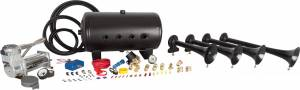 HornBlasters - Conductor's Special 540, 5 Gallon, 150psi 400c, Train Horn Kit - Image 3