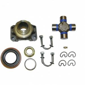 Yokes - Yokes - Alloy USA - Omix-ADA Yoke Conversion Kit (1984-02) Cherokee/Wrangler XJ/YJ/TJ, for Dana 35