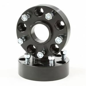 Rugged Ridge Wheel Spacers, 1.25 Inch, 5x5.5