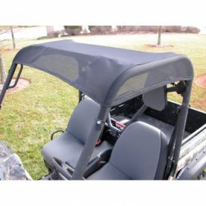 UTV/ATV - Rugged Ridge - Rugged Ridge Brief Mesh Top; Yamaha Rhino UTV