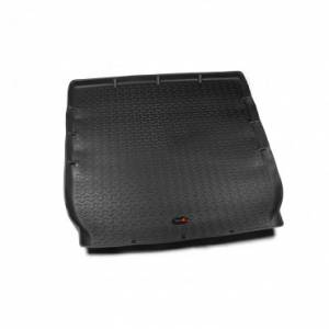 Interior Accessories - Floor Liners/Mats - Rugged Ridge - Rugged Ridge Cargo Liner, Black (1946-81) Willys & Jeep SUV/Truck/Station Wagon