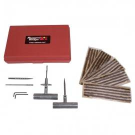 Tools - Specialty Tools - Rugged Ridge - Rugged Ridge Tire Plug Repair Kit for Off-road