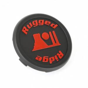 Wheels & Tires - Wheel Accessories - Rugged Ridge - Rugged Ridge Center Cap, 17x9, Rugged Ridge Wheel