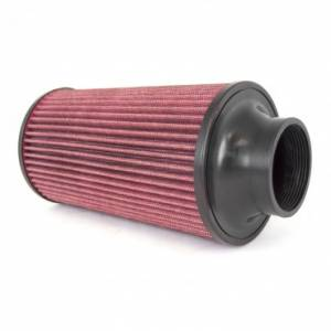 Air Filters - Aftermarket Style Replacement/Universal Air Filter - Rugged Ridge - Rugged Ridge Conical Air Filter, 89mm x 270mm